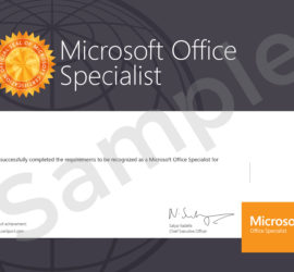 Microsoft-Office-Specialist