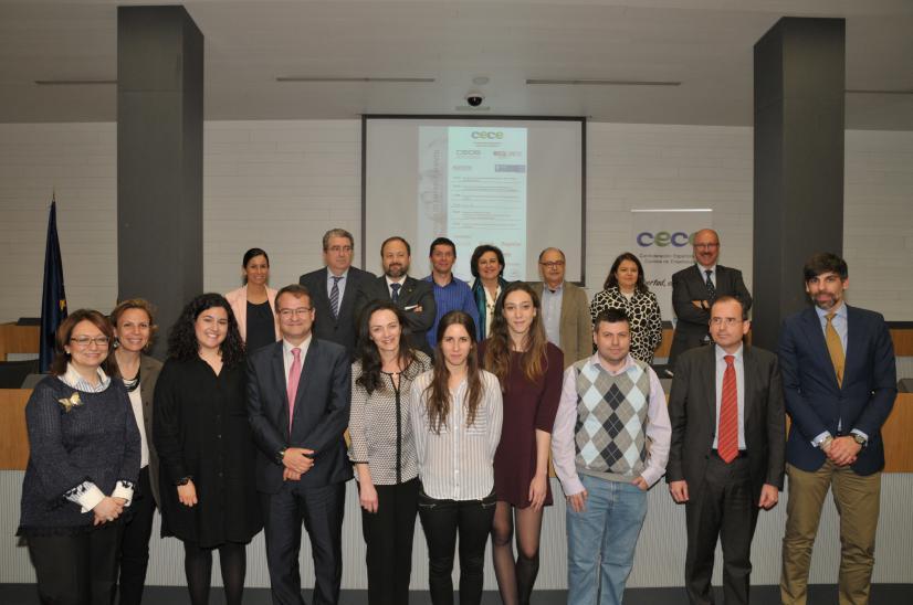 Premio nacional de emprendimiento para nuestro alumnos de Dietética. ENHORABUENA!!!