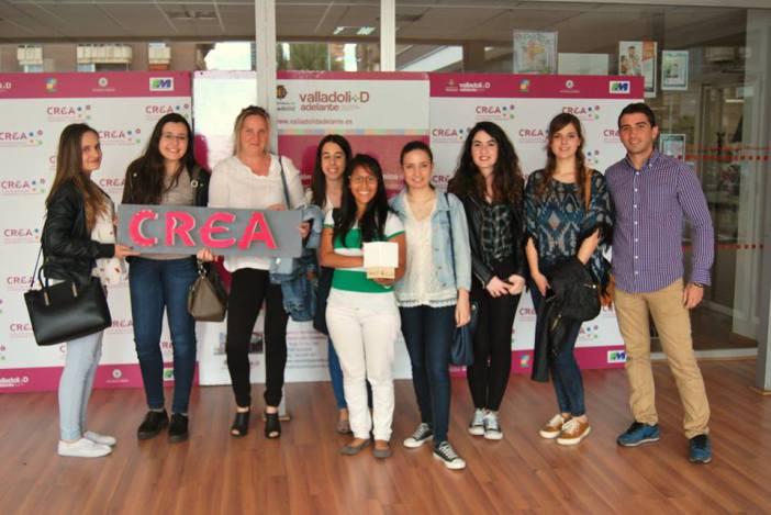 Alumnos del CFGS Integración social