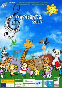 Cartel Goyocanta - Aula Empresa - Gregorio Fernandez