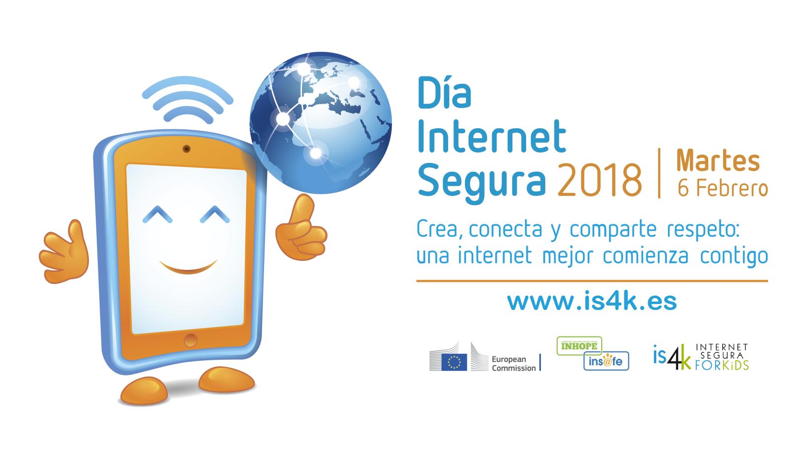 Día de Internet Segura 2018